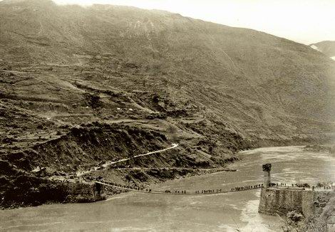 Huitong Bridge 1944.